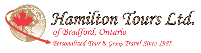 Hamilton Tours LTD of Bradford Ontario
