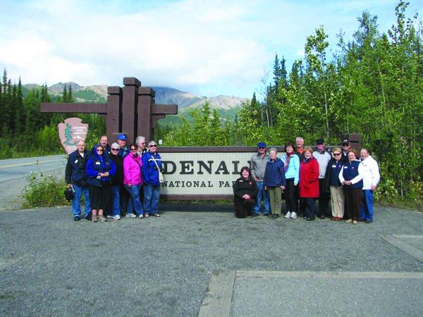 Alaska Group Photo