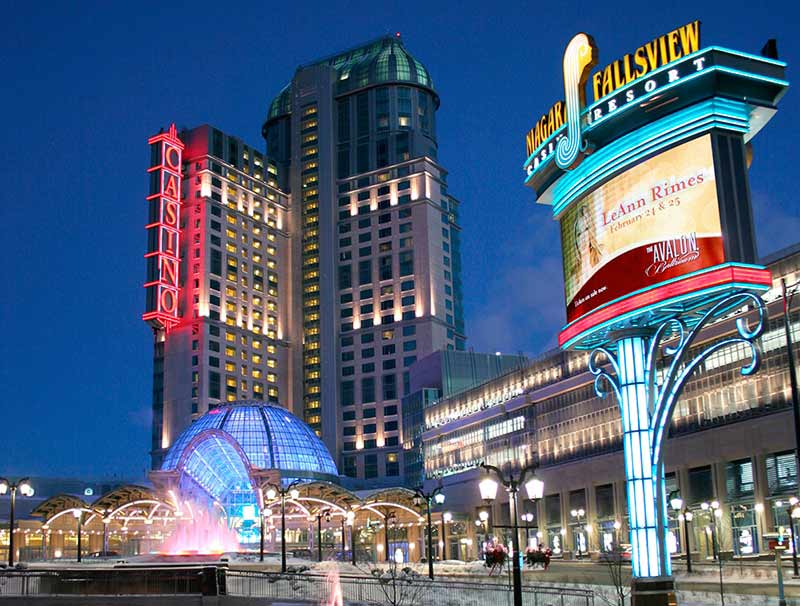 Fallsview Casino, Niagara Falls