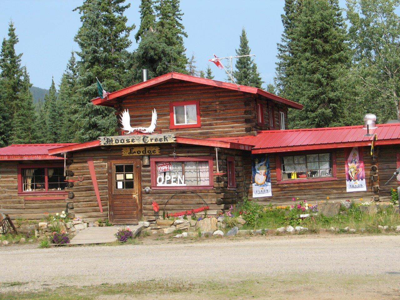 Dawson City Moose Creek Lodge