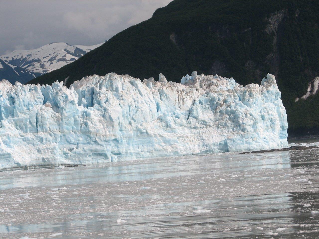 Alaska Cruise - Hubbard Glacier