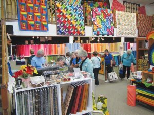 A Quilters Holiday - Pennsylvania Patchwork