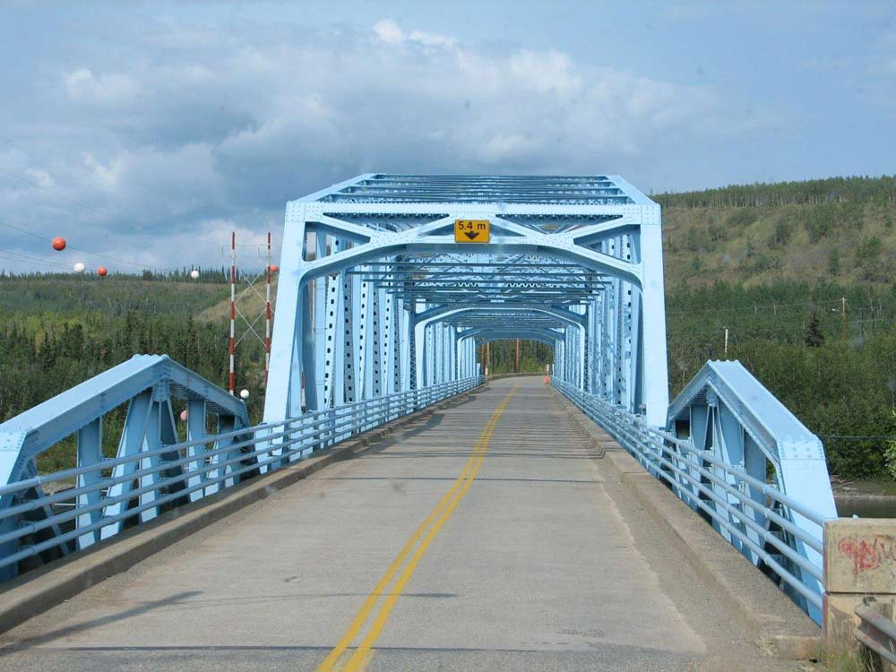Whitehorse - Yukon - Bridge