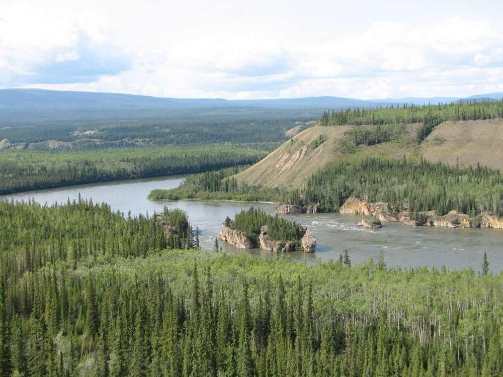 Whitehorse - Yukon - Scenic View