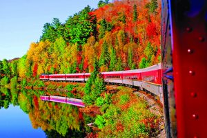 Experience Northern Ontario including the Agawa Train Tour